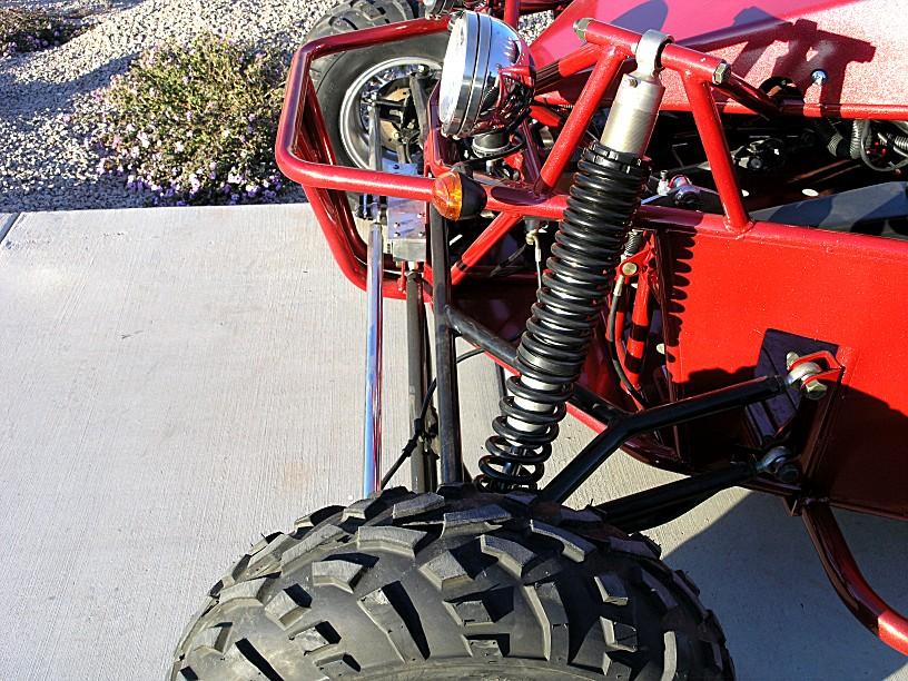 Joyner 1100 Sand Viper!
