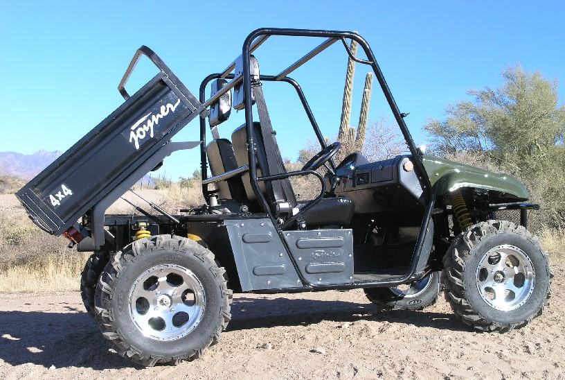 Joyner 650 Commando 4 Seater!